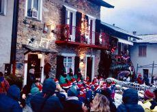 La Guida - Babbo Natale e mercatini a Monterosso Grana