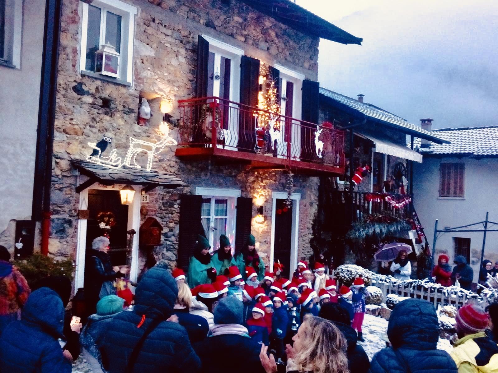 Natale a Monterosso Grana