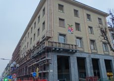 La Guida - Ripulite le facciate del Palazzo della Provincia