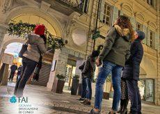 """La Guida - """"Andirivieni"""", itinerario con i giovani del Fai di Cuneo"""