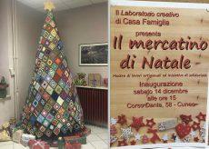 """La Guida - Casa Famiglia, mercatino di Natale con i lavori delle """"nonnine"""""""