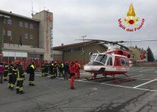 La Guida - Vigili del fuoco, a Cuneo la prima formazione per il reparto volo