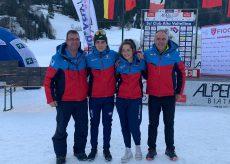 La Guida - Marco Barale e Martina Giordano ai Giochi Olimpici Giovanili Invernali