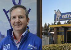 La Guida - Nuovo direttore allo stabilimento Michelin di Cuneo