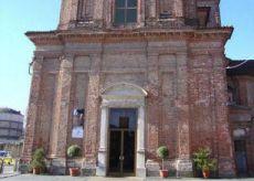 La Guida - Si stacca intonaco, Santa Maria di Verzuolo chiusa