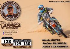 La Guida - Nicola Dutto all'Africa Eco Race 2020