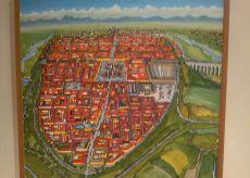 La Guida - Il pittore Gianni Gaschino dona un quadro a Cuneo