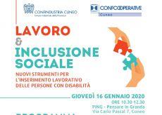 La Guida - Inserimento lavorativo e inclusione sociale, incontro a Cuneo