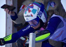 La Guida - Marta Bassino in gara al Sestriere di fronte ai suoi tifosi