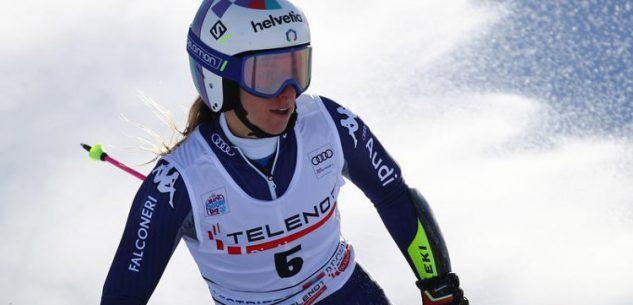 La Guida - Marta Bassino sul podio a Sestriere: è 3ª nel gigante parallelo