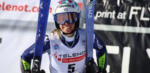 La Guida - Fantastica tripletta azzurra in Bulgaria: Marta Bassino al 2° posto in discesa