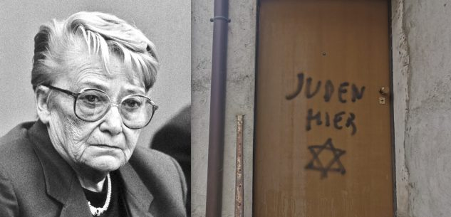 La Guida - Sdegno e condanna per la scritta antisemita comparsa a Mondovì