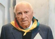 La Guida - Cuneo, l'addio a Giovanni Garelli, ex partigiano e presidente Anmig