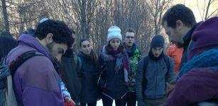 La Guida - 33 studenti universitari sulle tracce dei lupi
