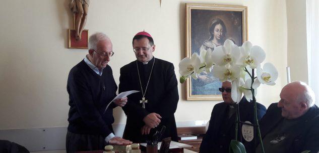 La Guida - Don Giuseppe Dalmasso è il nuovo vicario generale della diocesi di Saluzzo