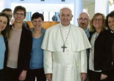 La Guida - La Neurochirurgia del Santa Croce ancora dal Papa