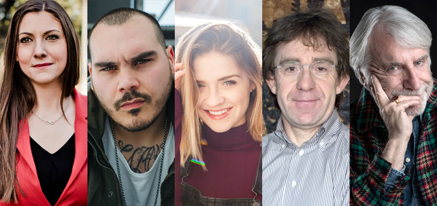 Anna Ascani, Paolo Crepet, Adriano Favole, Ensi, Lea Cuccaroni