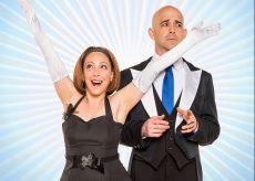 La Guida - Strange Comedy al teatro Iris di Dronero