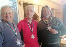 La Guida - A 78 anni mons. Guerrini vince la gara sciistica Sursum Corda nella categoria sacerdoti