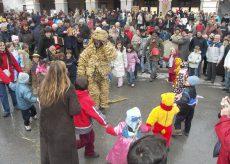 La Guida - Valdieri, il Carnevale con l'Orso di segale