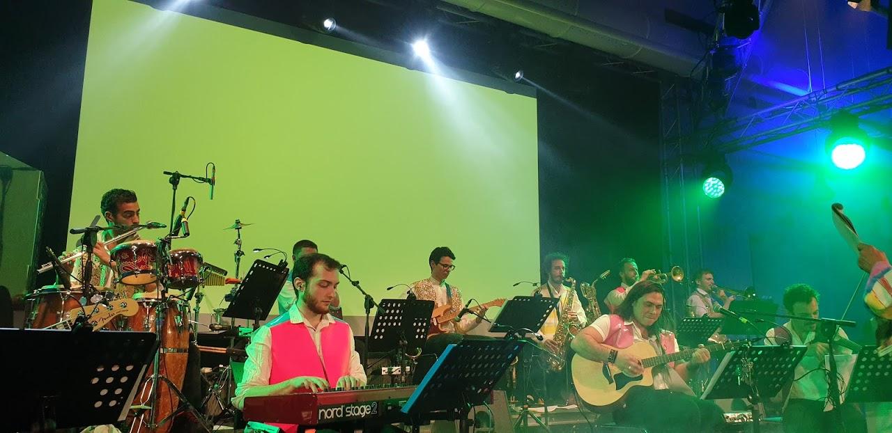 Chromatic Orchestra a Sanrito