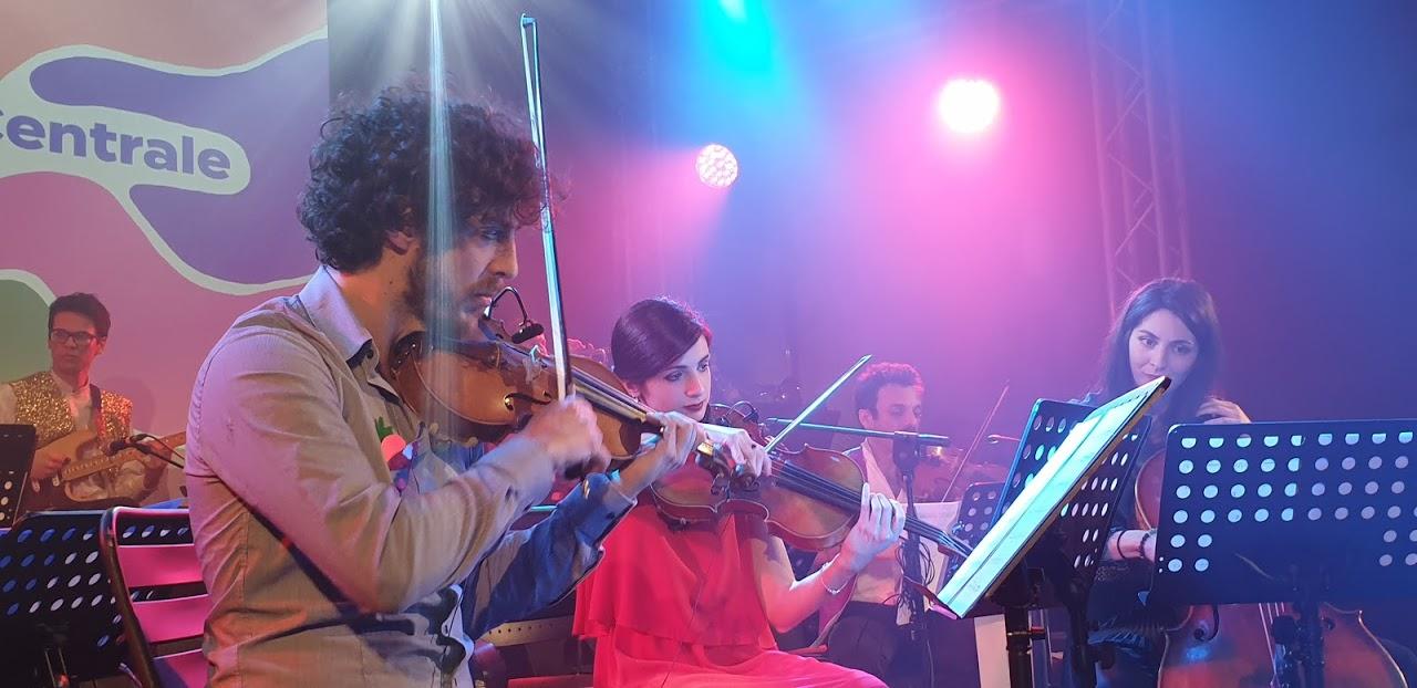 Orchestra della Centrale a Sanrito 2020