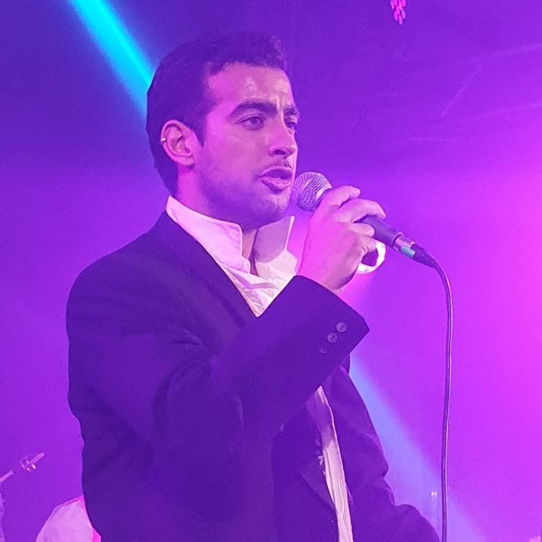 Giaime Mannias canta Duke Ellington a Sanrito 2020