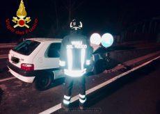 La Guida - Incidente mortale al ponte di ferro tra Borgo e Fontanelle