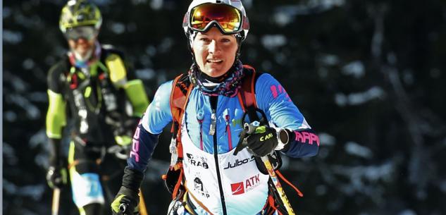 La Guida - Katia Tomatis al secondo posto nell'Epic Ski Tour