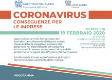 La Guida - Coronavirus, conseguenze per le imprese locali