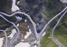 La Guida - Barriere di sicurezza stradale per il Colle dell'Agnello