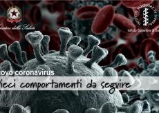 La Guida - Coronavirus: dieci comportamenti da seguire