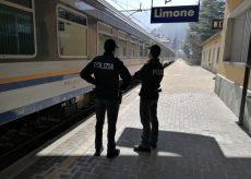 La Guida - Polizia arresta un libico sul treno Limone-Ventimiglia