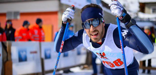 La Guida - Lorenzo Romano ai mondiali Under 23 di sci di fondo