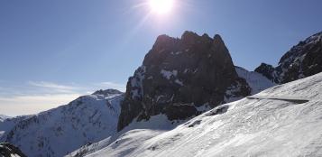 La Guida - Escursioni nelle valli Grana e Roya