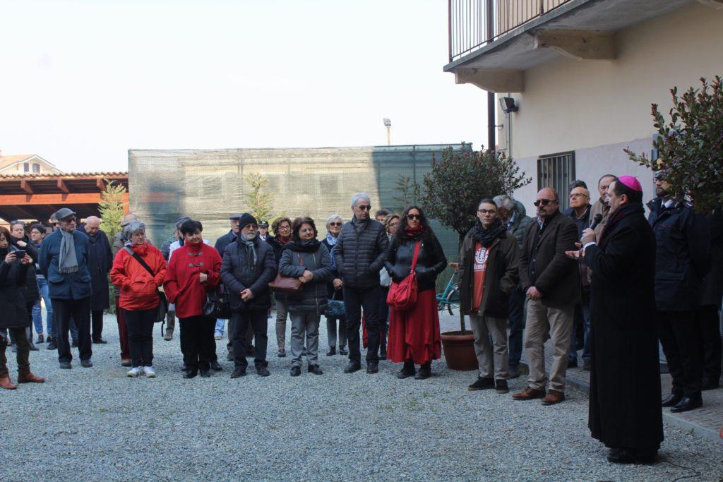 Inaugurazione Casa Madre Teresa a Saluzzo