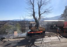 La Guida - Asfaltatura della pista ciclabile in corso Marconi e dosso in via Porta Mondovì