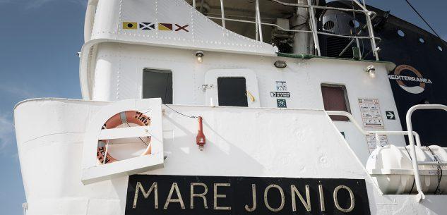 La Guida - La Mare Jonio è finalmente libera di riprendere il mare