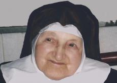 La Guida - Boves, muore a 102 anni la clarissa suor Maria Francesca