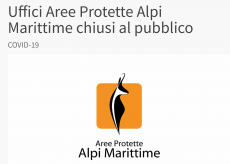 La Guida - Uffici Aree Protette Alpi Marittime chiusi al pubblico