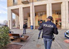 La Guida - Controlli della polizia in corso Giolitti