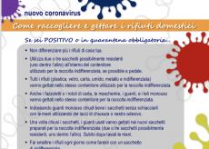 La Guida - Raccolta rifiuti, nuove regole per chi è positivo o in quarantena