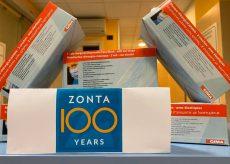 La Guida - Lo Zonta Club dona 250 mascherine