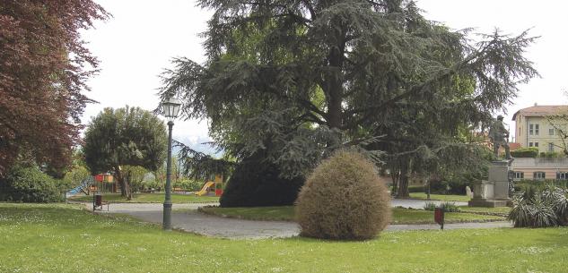 La Guida - Chiusi parcogiochi, cimiteri, aree verdi di Villa Sarah, della Pinetina e dei Giardini Fresia