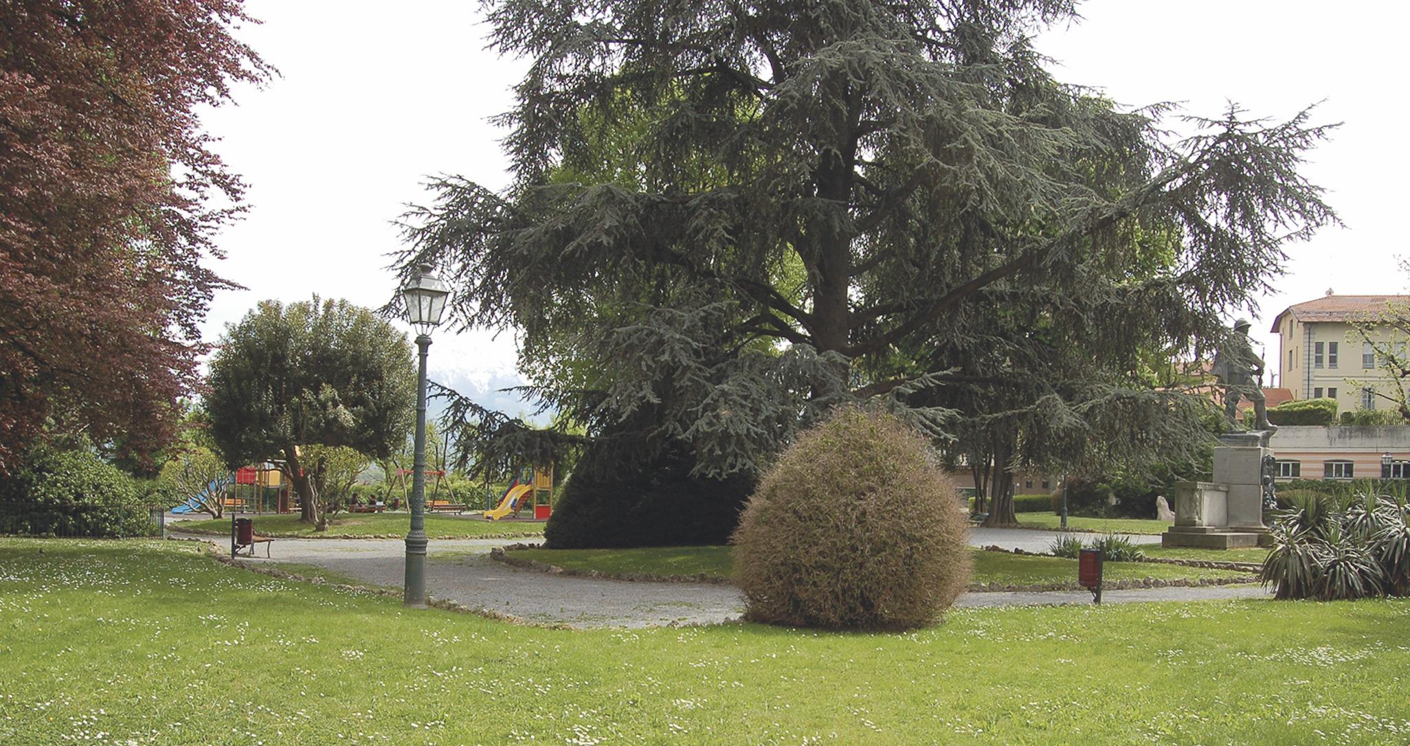 Cuneo - Giardini Fresia