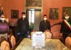 La Guida - Cinesi regalano mascherine al municipio di Saluzzo