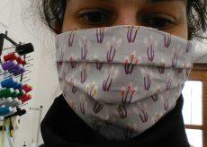 La Guida - La sarta peveragnese che produce mascherine