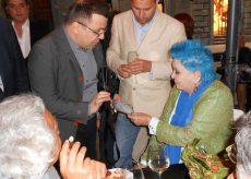 La Guida - Il compositore saluzzese Enrico Sabena omaggia Lucia Bosè, morta di coronavirus