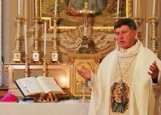La Guida - Messa in streaming celebrata dal Vescovo per Nostra Signora del Bosco