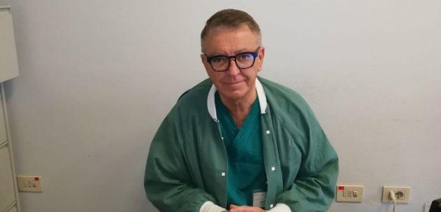 """La Guida - Il dottor Paolo Noceti rinvia la pensione: """"Resto in trincea"""""""